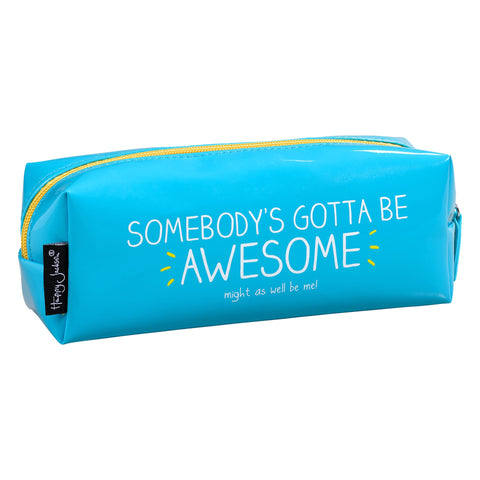 Happy Jackson Pencil Case - Gotta Be Awesome 6352