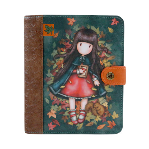 Gorjuss Autumn Leaves - Deluxe Journal 9672