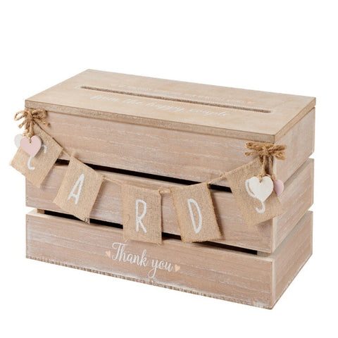 Wedding Card Box 9728