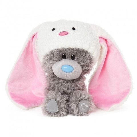 Tatty Teddy My Dinky Bear - Rabbit Hat 7548