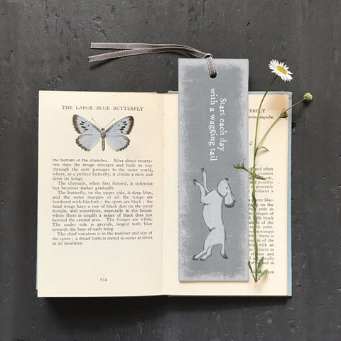 Bookmark - Running Dog 9118