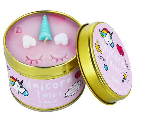 Candle Tin - Unicorn Tales 9753