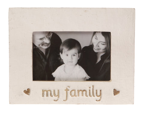 3867 my family photo frame nhc009