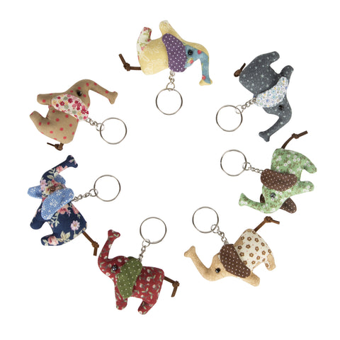 Keyring - Mini Elephant 393