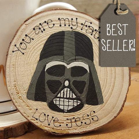 Personalised Wooden Coaster - Marvel Design 6135