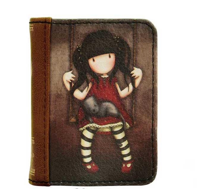 Chronicles Coin Purse Ruby 1237