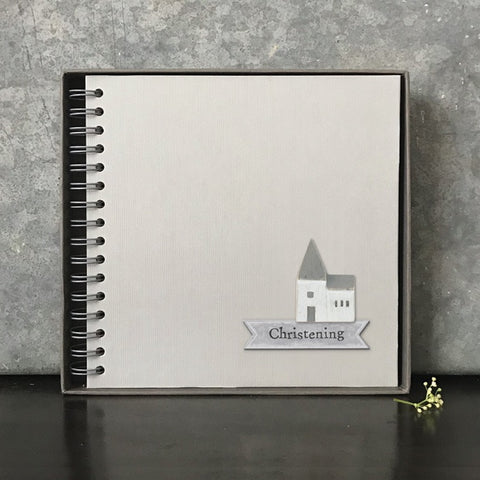 Guest Book - Christening Church 9614