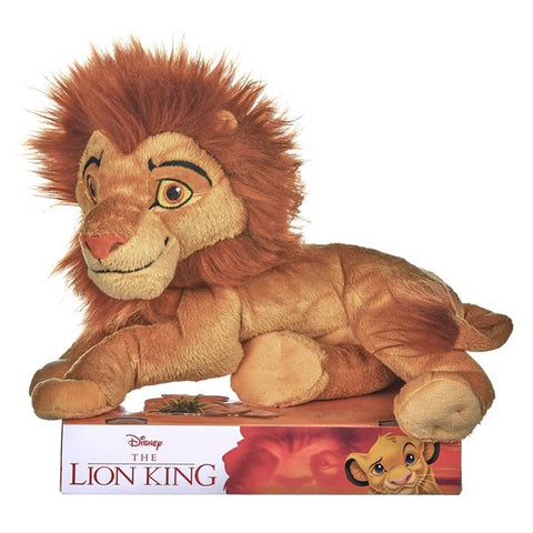 "Lion King Simba Adult 10"" 8943"