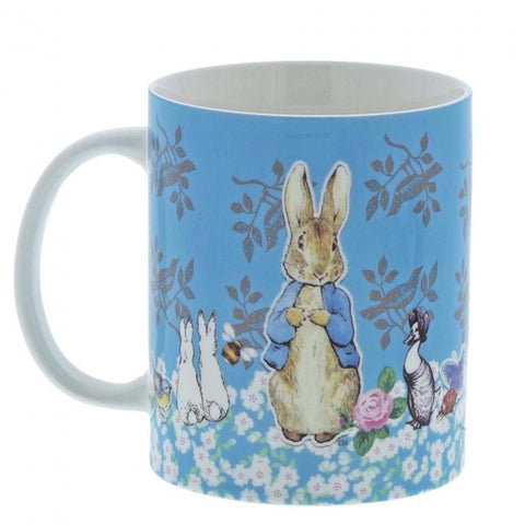 Beatrix Potter - Peter Rabbit Mug 7852
