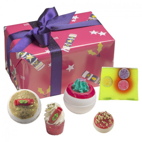 Bomb Cosmetics Gift Set - Crackerlackin 8282