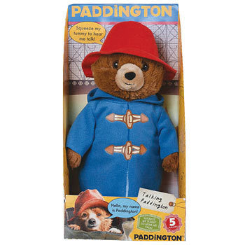 Paddington Movie Bear Talking 5058