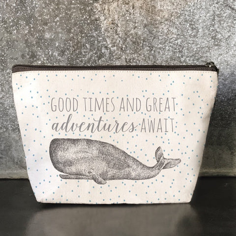 Toiletry Bag - Whale 6025