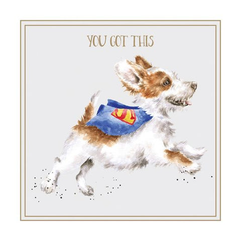Greetings Card - You Got This 11319