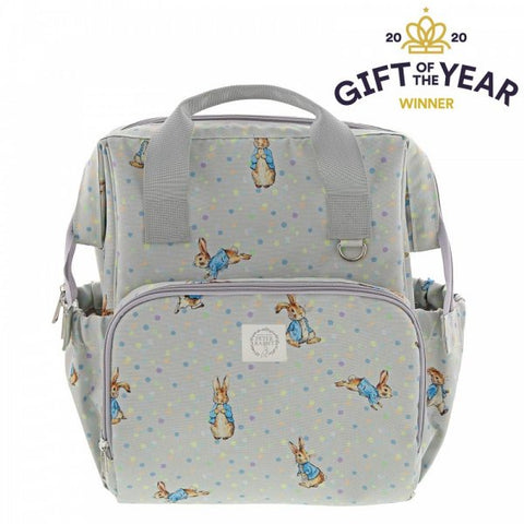 Beatrix Potter Peter Rabbit Changing Backpack 11251