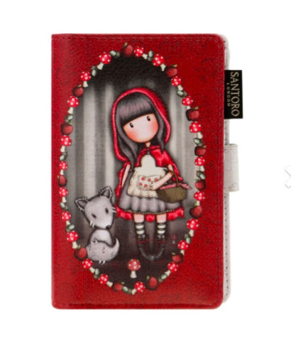 Gorjuss Small Wallet - Little Red Riding Hood 8082
