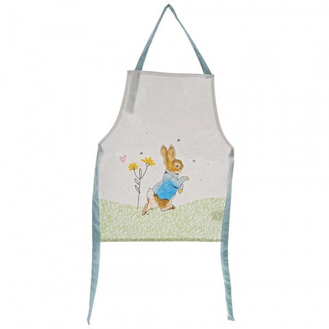 Beatrix Potter - Peter Rabbit Children's Apron 8754