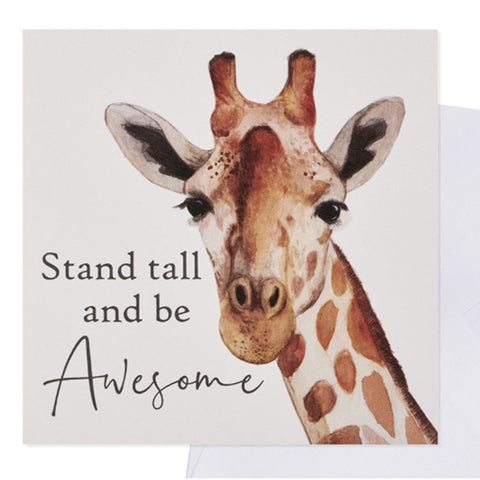 Greetings Card - Stand Out 9731
