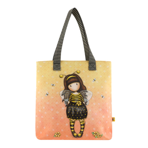 Gorjuss Shopper Bag - Bee-Loved 8490