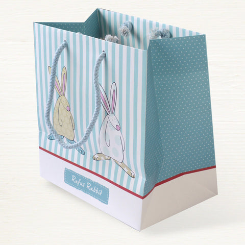 Rufus Rabbit Boy Md Gift Bag 2829