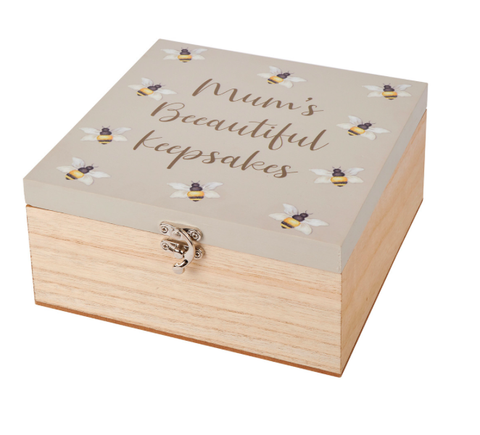 Mum Bee Keepsake Box 9465