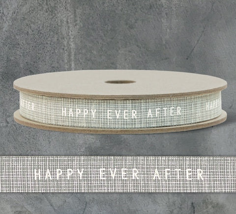 Ribbon on the Metre - Happy Ever After 9169