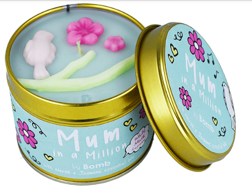 Candle Tin - Mum in a Million 9751