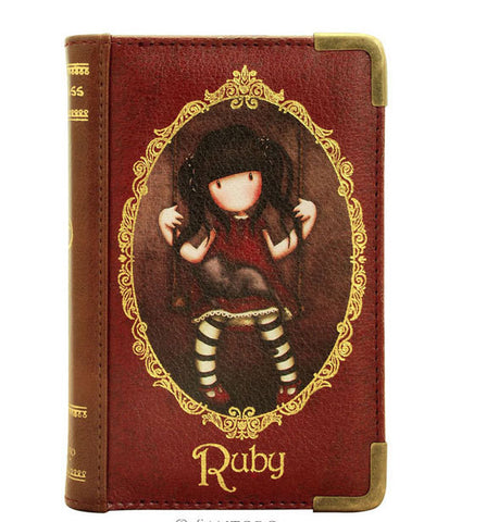 Chronicles Wallet - Ruby 1549