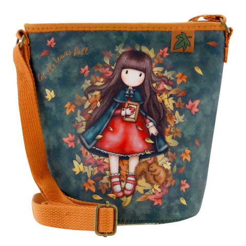 Gorjuss Autumn Leaves - Neoprene Bag 10490