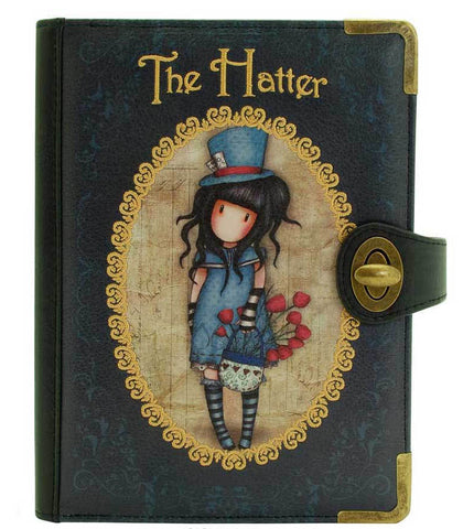 Chronicles Clutch Bag - The Hatter 1552