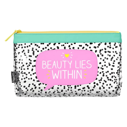 Wash Bag  - Beauty Lies Within 7411