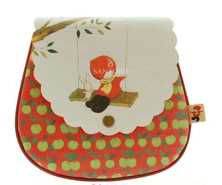 Poppy Loves Shoulder Bag - From Above 6262