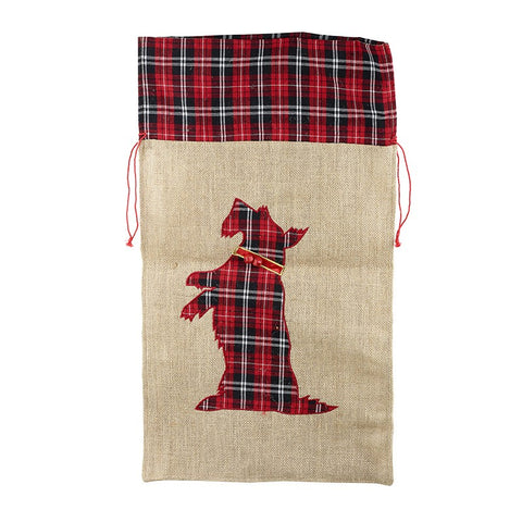 Gift Bag with Dog Design 9217