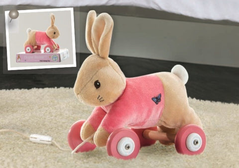Beatrix Potter Flopsy Pull Along Toy 5050