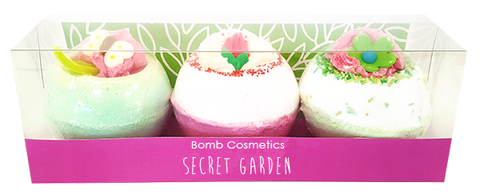 Bomb Cosmetics Gift Pack - Secret Garden  7481