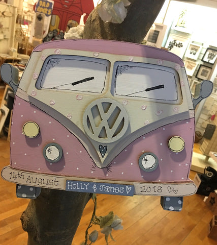 Personalised Campervan Block 7773