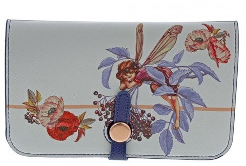 Flower Fairies Elderberry Ladies Multi Purse 7562