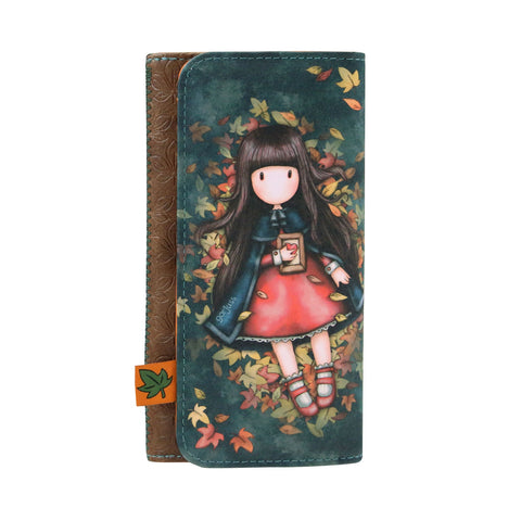 Gorjuss Autumn Leaves - Long Wallet 9669