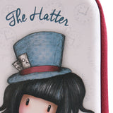 Gorjuss Zipped Tin - The Hatter 7510