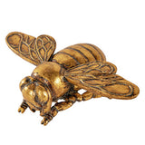 Gold Bee Ornament 9694