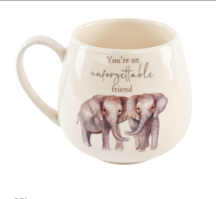 Elephant Friend Mug 10035