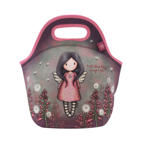 Gorjuss Little Wings - Neoprene Lunch Bag 9654