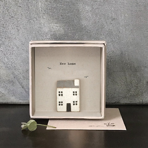 Boxed Card - House / New Home 10204