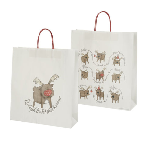 Christmas Paper Carrier - Reindeer 9439