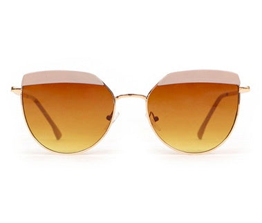 Powder Sunglasses - Carla in Nude 9776