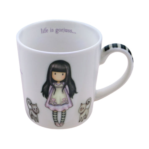 Gorjuss Mug Small - Tall Tails 8951