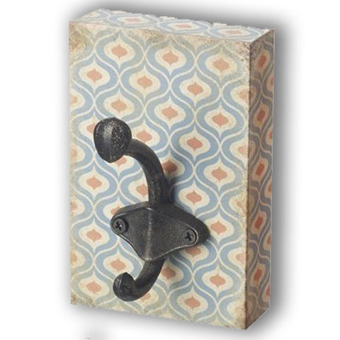 Wall Hook Block - Blue Diamond 10126
