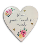 Mum Coaster - You're Loved So Much 8675