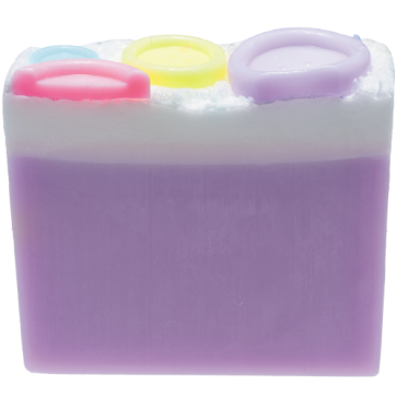 Soap Slice Button Babe 8822