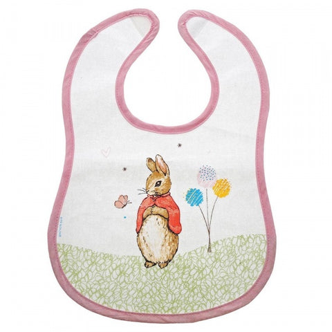 Beatrix Potter - Flopsy Children's Bib 8759