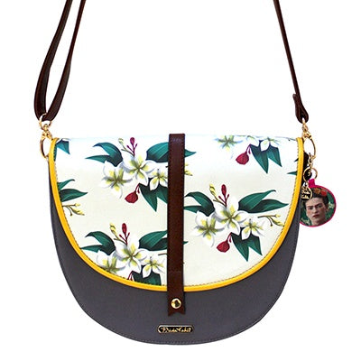 Disaster Frida Kahlo Saddle Bag 8984